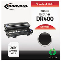 Innovera DR400 Black Fax Machine / Laser Printer Drum Cartridge