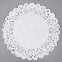 12 inch Normandy Lace Doilies - 500/Case