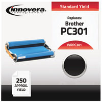 Innovera PC301 Black Thermal Transfer Print Cartridge