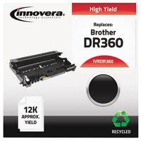 Innovera DR360 Black Laser Printer Drum Cartridge