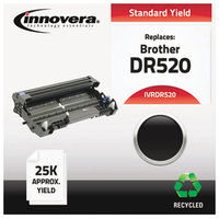 Innovera DR520 Black Fax Machine / Laser Printer Drum Cartridge