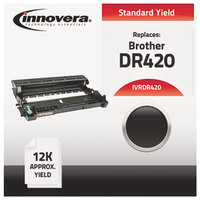 Innovera DR420 Black Laser Printer Drum Cartridge
