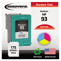 Innovera 61WN Tri-Color #93 Inkjet Printer Ink Cartridge