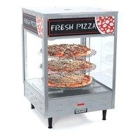 Nemco 6450-4 Rotating 4-Tiered Pizza Merchandiser 12 inch Racks 120V