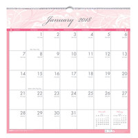 House of Doolittle 3671 12 inch x 12 inch Recycled Breast Cancer Awareness Monthly January 2019 - December 2019 Wall Calendar