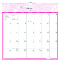 House of Doolittle 3671 12 inch x 12 inch Recycled Breast Cancer Awareness Monthly January 2020 - December 2020 Wall Calendar