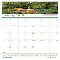 House of Doolittle 301 12 inch x 12 inch Recycled Gardens of the World Monthly January 2019 - December 2019 Wall Calendar
