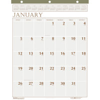 House of Doolittle 380 20 inch x 26 inch Recycled Large Print Monthly January 2020 - December 2020 Wall Calendar