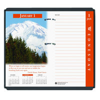 House of Doolittle 417 3 1/2 inch x 6 inch Earthscapes 2020 Desk Calendar Refill