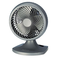 Holmes HAOF90NUC Blizzard 9 inch Charcoal 3-Speed Oscillating Table / Wall Fan