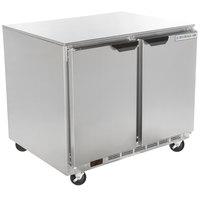 Beverage-Air UCR36AHC 36 inch Undercounter Refrigerator