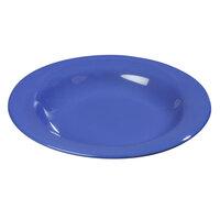 Carlisle 4303414 Durus 13 oz. Ocean Blue Melamine Bowl 24 / Case