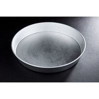 14 inch x 2 inch Tapered Aluminum Deep Dish Pizza Pan