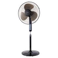 Lakewood LSF1610BRBM 16 inch Black 3-Speed Oscillating Floor Fan