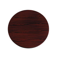 HON 107242NN 10700 Series 42 inch Round Mahogany Table Top