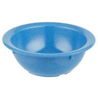 Carlisle KL92492 Kingline 12.5 oz. Sandshades Rimmed Nappie Bowl - 48/Case
