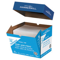 Hammermill 163120 Tidal 8 1/2 inch x 11 inch White Case of 20# Multipurpose Copy Paper - 2500/Sheets