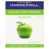 Hammermill 102630 8 1/2 inch x 11 inch Photo White Ream of 32# Copy Paper - 500/Sheets