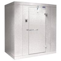 Nor-Lake KL84812 Kold Locker 8' x 12' x 8' 4 inch Floorless Indoor Walk-In Cooler (Box Only)