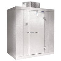 Nor-Lake KLX68-C Kold Locker 6' x 8' x 6' 7 inch Indoor Low Temperature Walk-In Freezer