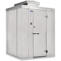 Nor-Lake KODF45-C Kold Locker 4' x 5' x 6' 7 inch Outdoor Walk-In Freezer