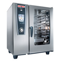 Rational SelfCookingCenter 5 Senses Model 101 B118106.43 Single Electric Combi Oven - 480V, 3 Phase, 19 kW