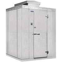 Nor-Lake KODB45-C Kold Locker 4' x 5' x 6' 7 inch Outdoor Walk-In Cooler