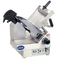 Globe 3975N 13 inch Heavy Duty Automatic 9 Speed Slicer - 1/2 hp