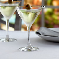 Acopa Radiance 7.25 oz. Martini Glass - 12/Case