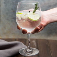 Stolzle 1600037T Assorted Specialty 26.5 oz. Copa Gin and Tonic Glass - 6/Pack