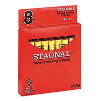 Crayola 5200023038 Staonal Red Marking Crayon