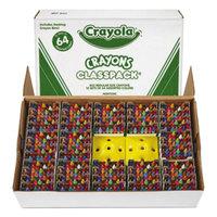 Crayola 528019 Classpack 832 Assorted Regular Size Crayons with 13 Caddies