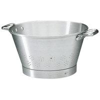 Matfer Bourgeat 529560 70.75 qt. Aluminum Conical Colander