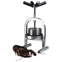 Matfer Bourgeat 215545 Stainless Steel Duck / Lobster Press