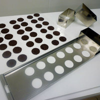 Matfer Bourgeat 385050 2 inch Chocolate Disc Kit