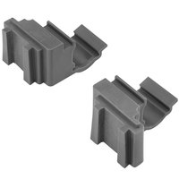 Cambro CBCC1580 Camshelving® Basics Plus Corner Connector - 2/Pack