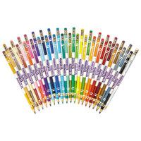 Crayola 681036 36 Assorted Erasable 3.3mm Colored Pencils