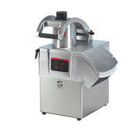 Sammic CA311VV 3 hp Continuous Feed Food Processor Kit with 1/8 inch Slicing and 1/8 inch Shredding Discs