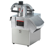 Sammic CA311 1 1/2 hp Continuous Feed Food Processor Kit with 1/8 inch Slicing and 1/8 inch Shredding Discs