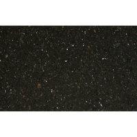 Art Marble Furniture G206 30 inch x 48 inch Black Galaxy Granite Tabletop