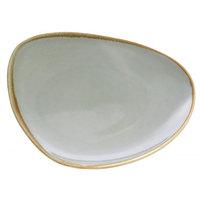 Arcoroc FJ049 Terrastone 8 7/8 inch Sage Porcelain Plate by Arc Cardinal - 18/Case