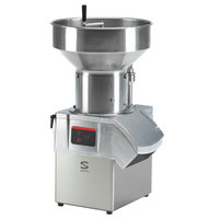 Sammic CA611 1 1/2 hp Continuous Feed Food Processor Kit with 1/8 inch Slicing and 1/8 inch Shredding Discs