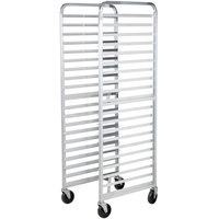 Channel 401AN 20 Pan End Load Nesting Bun / Sheet Pan Rack - Assembled