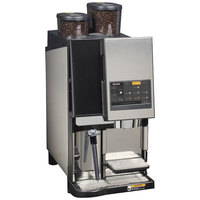 Bunn 43400.0036 Espress Sure Tamp Steam 2-Step Super Automatic 0.5L Espresso Machine - 208V, 4300W