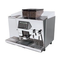 Bunn 43500.0013 BW3-CTMS Automatic Espresso Machine with Steam Wand - 230V, 6900W