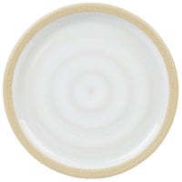 Chef & Sommelier FK788 Geode 4 inch White Stackable Plate by Arc Cardinal - 24/Case