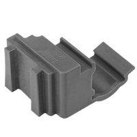 Cambro CBCCL580 Camshelving® Basics Plus Left Corner Connector