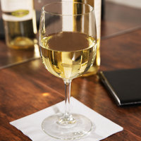 Libbey 8573SR Bristol Valley 13 oz. White Wine Glass - 24/Case