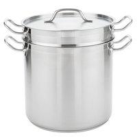 Vigor 16 Qt Stainless Steel Aluminum-Clad Double Boiler