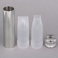 iSi 2715 3 Piece Decorator Tips and Adapter